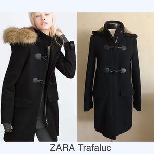 ZARA Duffle Coat